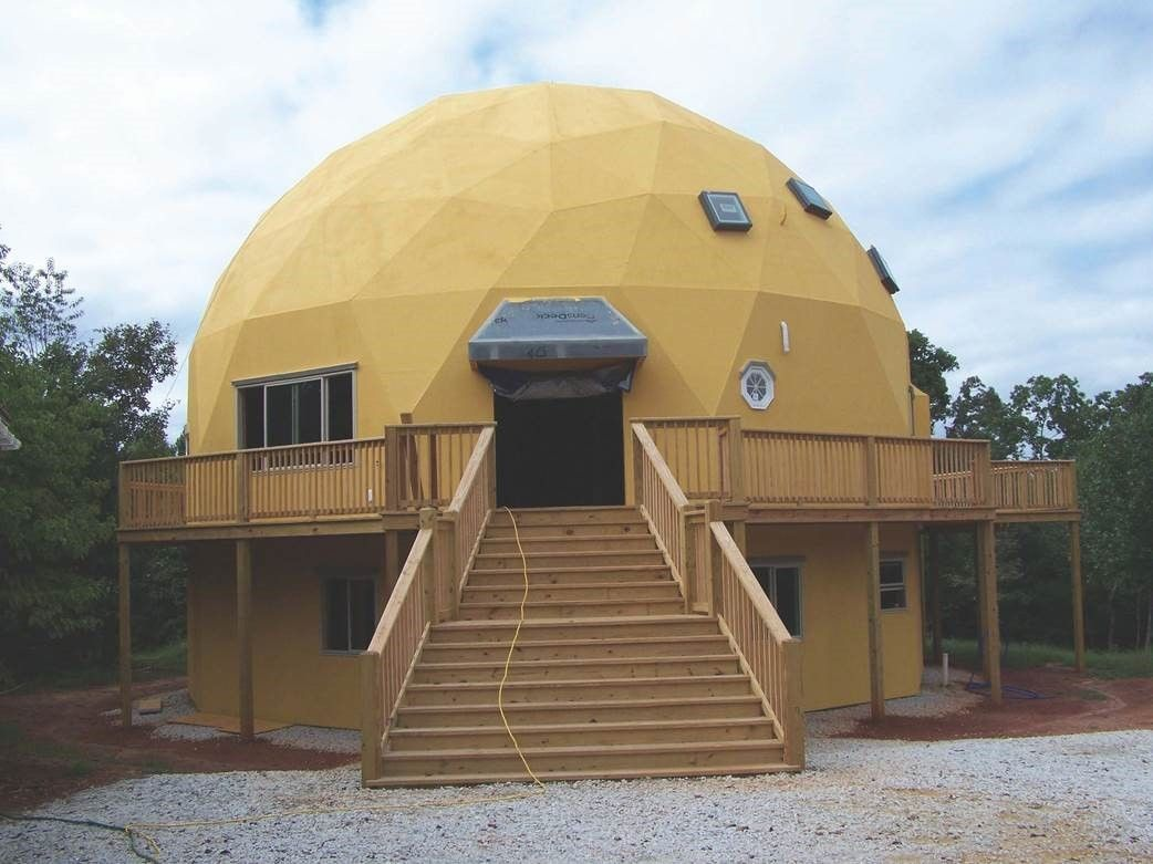 Dome homes Dome homes Projects to