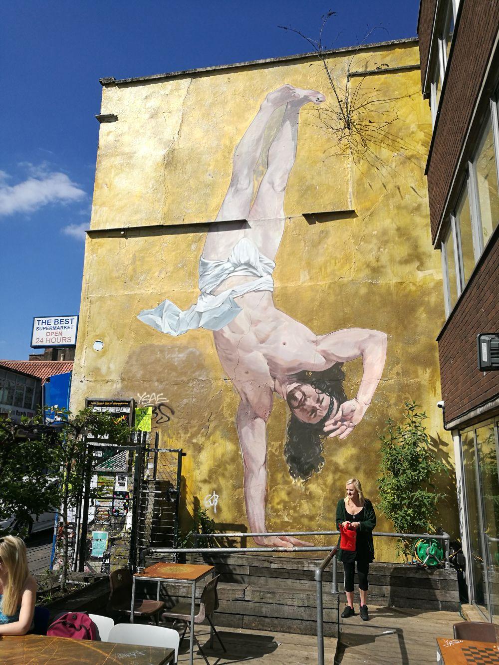 Jesús Breakdance\