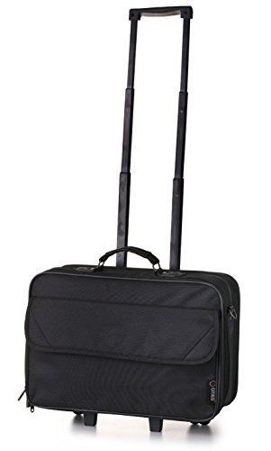 e56fd73127e4 5 Cities Roller Case, Black in 2019 | Travel | Hand luggage bag ...