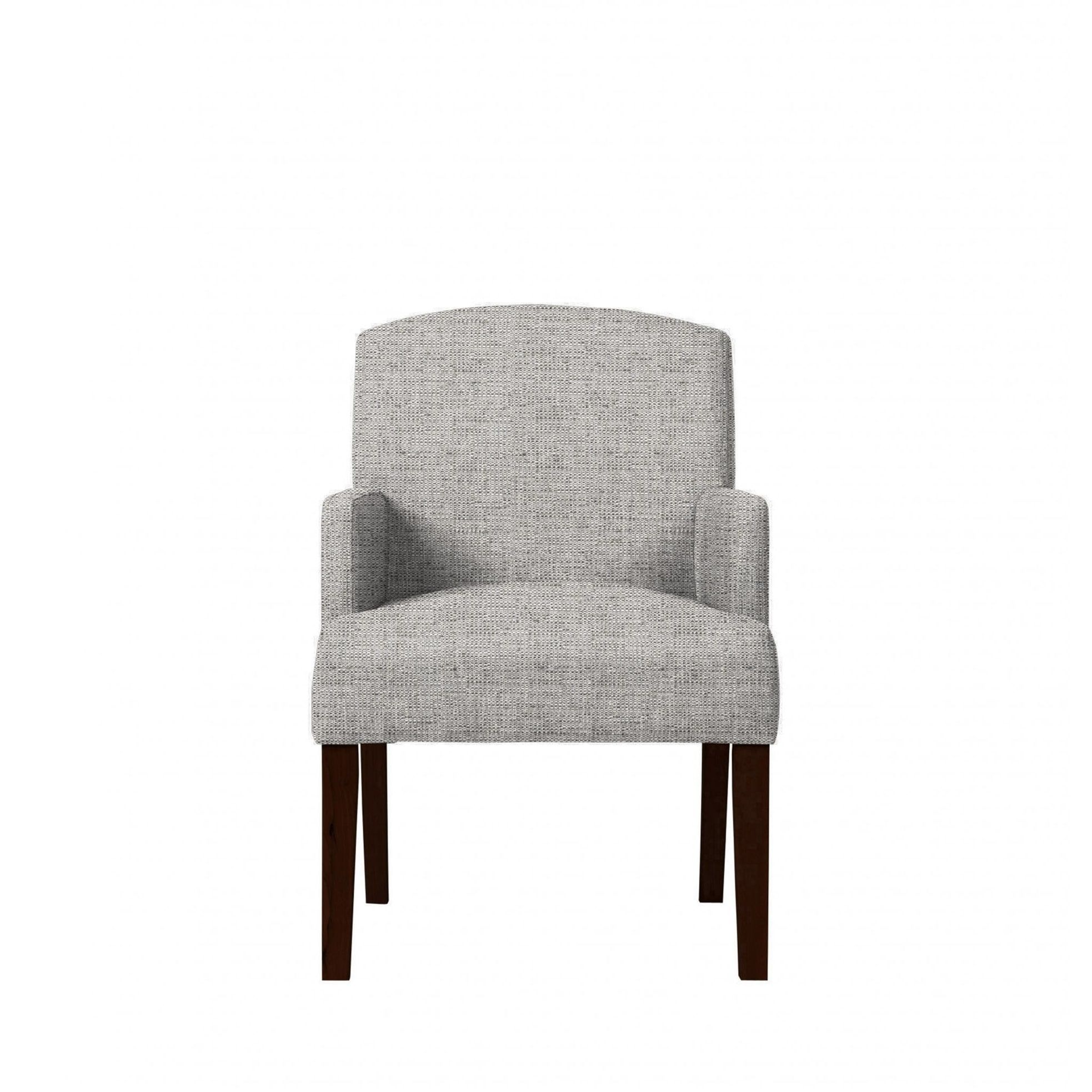 Samantha Arm Chair with Tempo Fabric 702