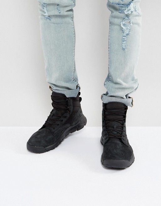 Nike SFB NSW Leather Trainers In Black  5db52f940