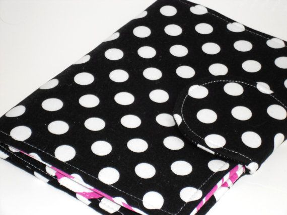 Kindle Fire HD Cover Nook Tablet Cover   by ElizabethDavidDesign, $40.00