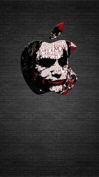 Iphone 6s Wallpapers Meet The Joker In 2019 Apple Logo