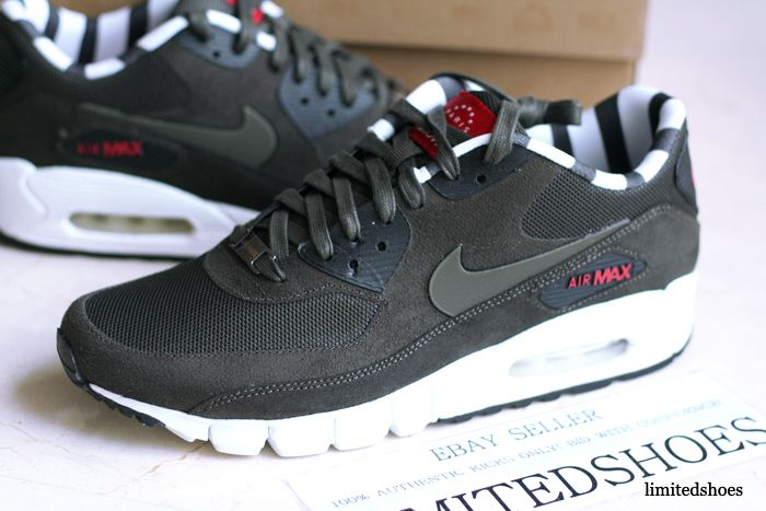 Nike Air Max 90 Hometurf Paris QS