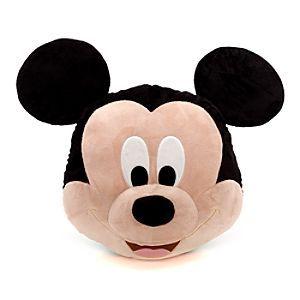 Disney Mickey Mouse Big Face Cushion