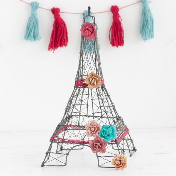 Paris Fête Project by Sarah Donawerth