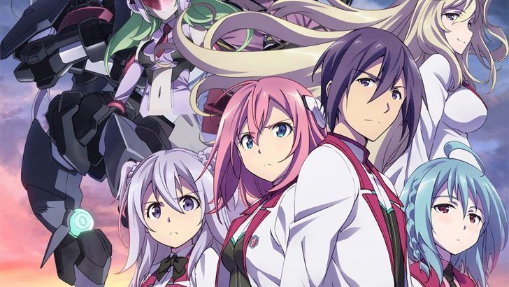 Download Gakusen Toshi Asterisk Anime Characters 1920x1080