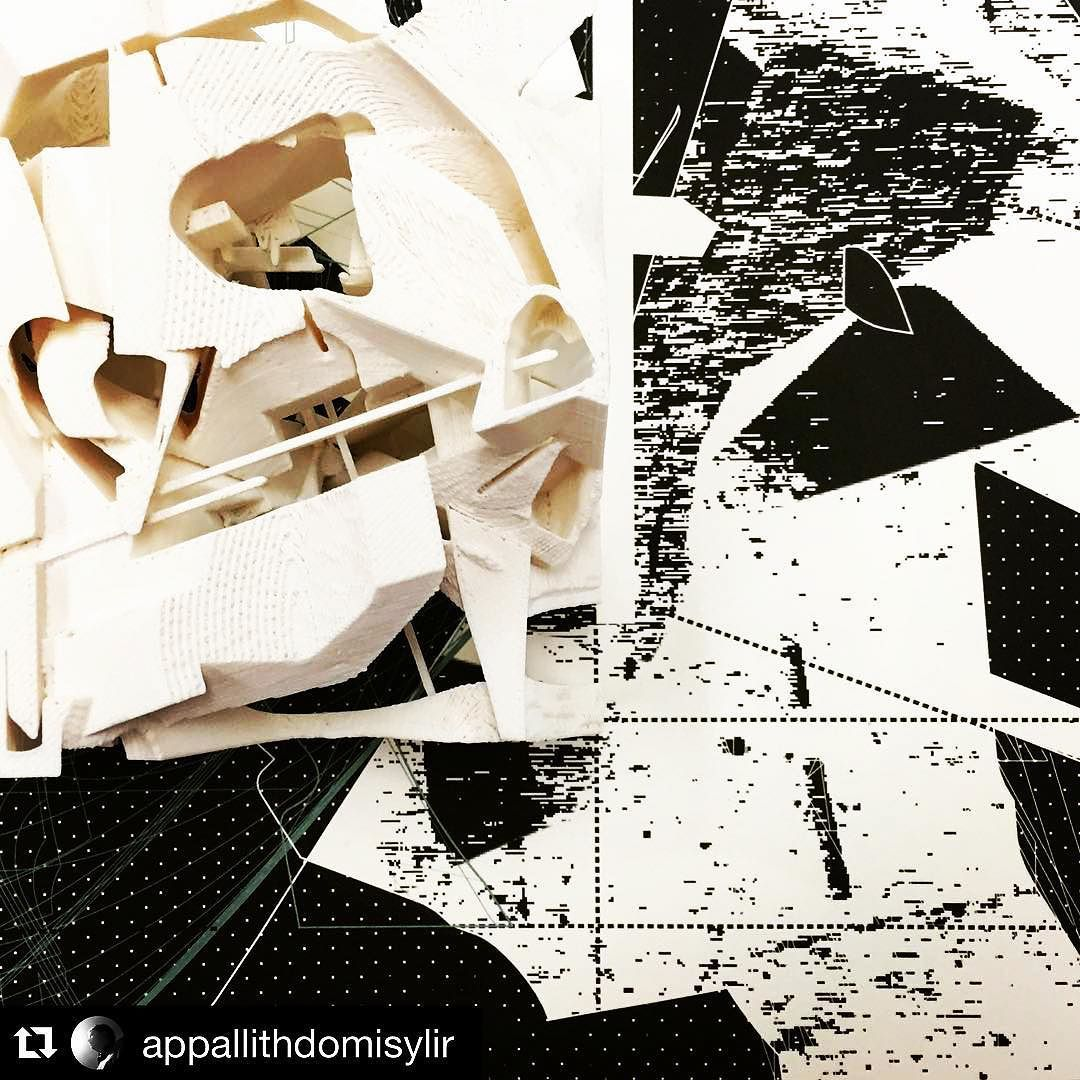 #Repost @appallithdomisylir UK/CoD School of Architecture graduate student in Assistant Professor Martin Summers studio  @martinrsummers studio #abstract exercise. #ukcod #drawing #drawings #instaart #architecture #3nta #imadethis #imadethat #seearchitecture #seedesign #3dprinting #thinkdesign | #architecturemodel #architecturestudent #architectureschool #archidaily #archdaily #archistudent #archilovers #design  #3dprint #rhino3d #arquitetura #arquitectorial #superarchitects…