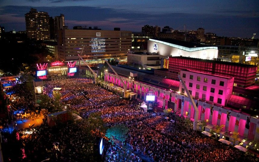 Montreal Jazz Festival! Great and affordable time...especially if you live on the East Coast. Tons of free performances and a nice chill vibe. There's even entertainment for the kids. Love it!