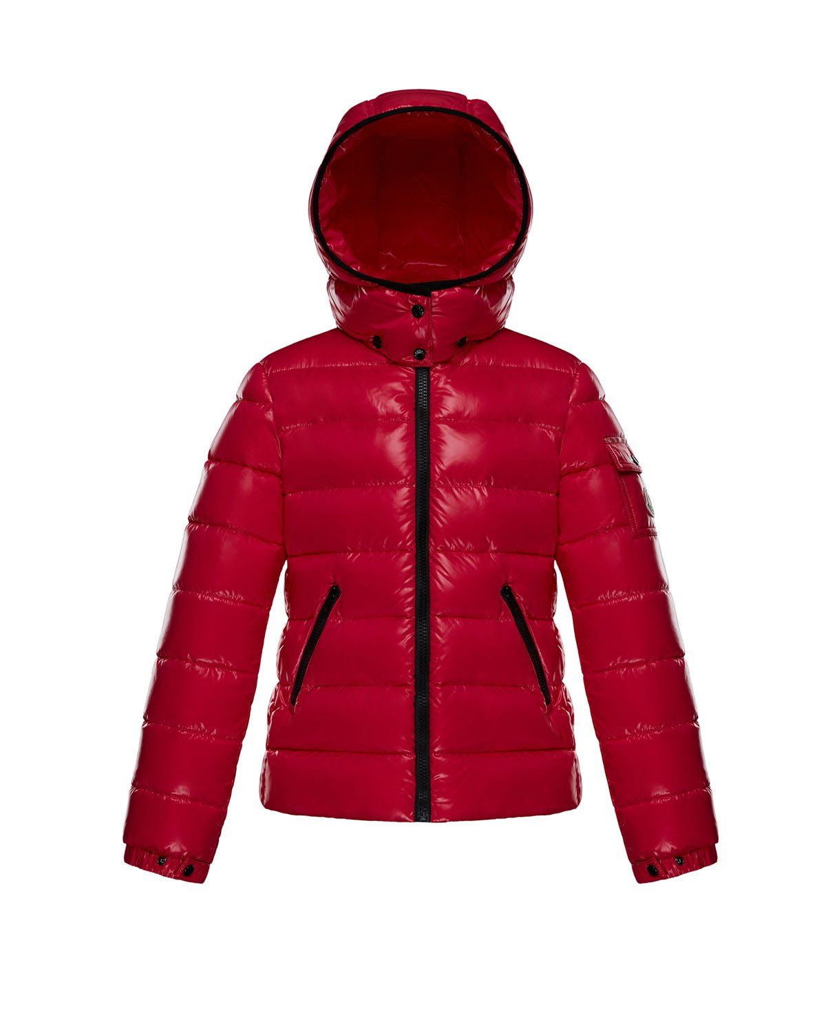 40dbb6848 Bady Fitted Puffer Jacket Fuchsia Size 8-14 | Products | Puffer ...