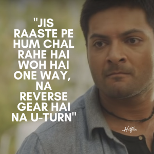 Check Out The Best Dialogues Of Guddu Bhaiya From Mirzapur Dialogue Ironic Humor Film Quotes
