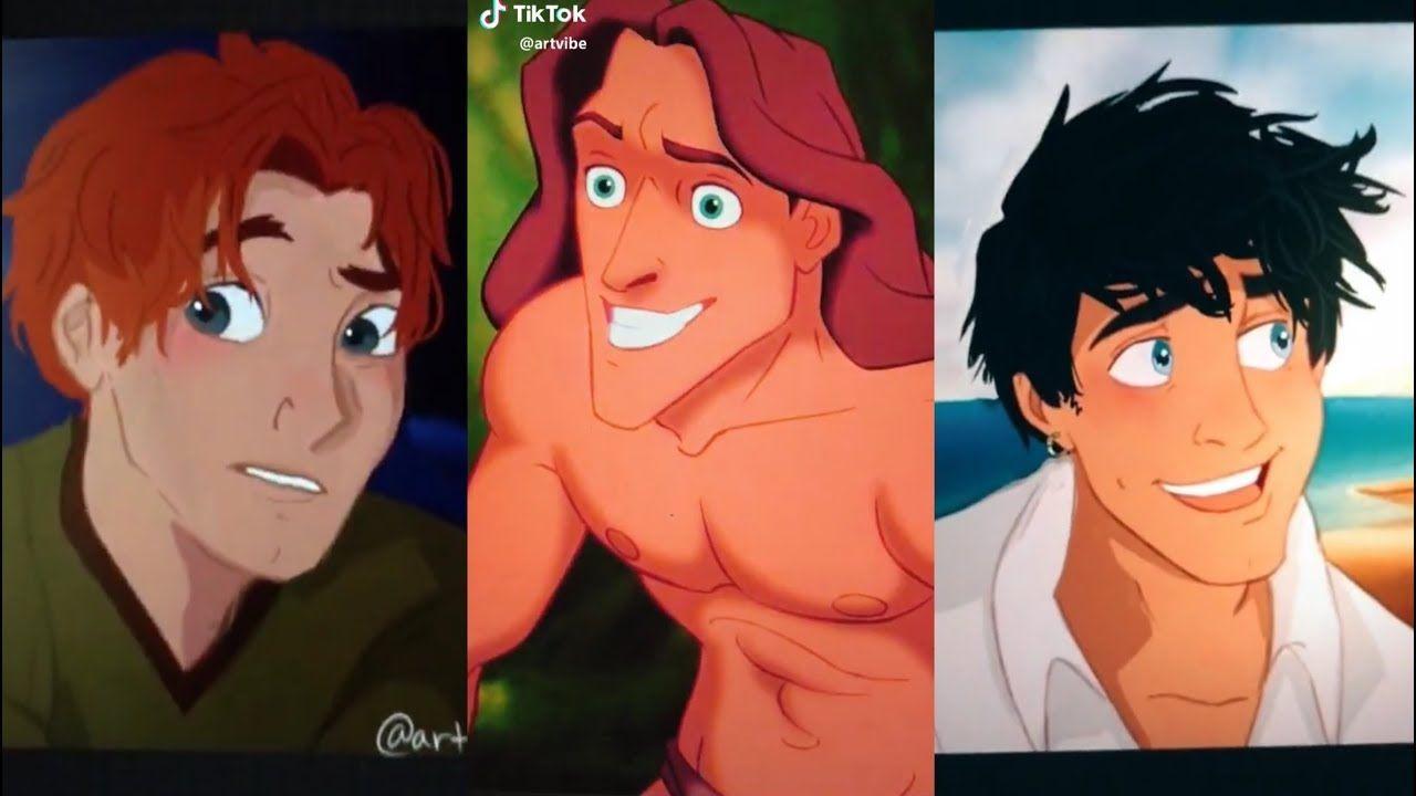 Tiktok Ironic Memes Disney Prince Tiktok Glow Ups In 2020 Disney