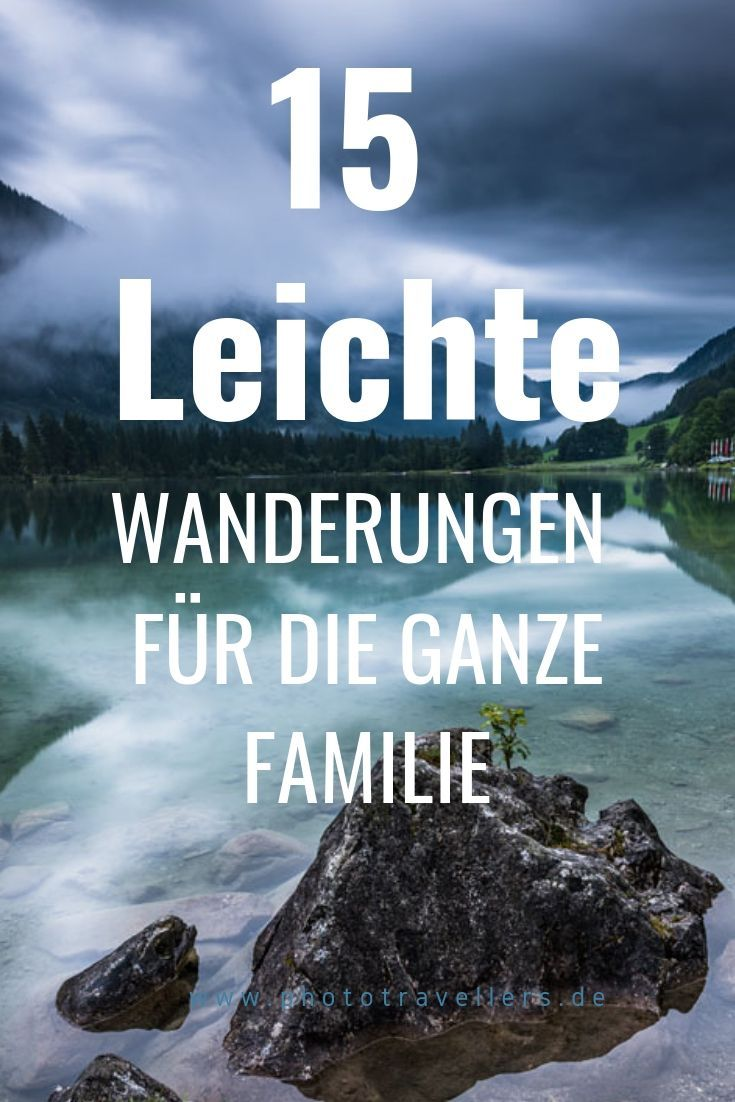 Photo of Berchtesgaden: 16 easy (family) hikes in a fantastic setting – Phototravellers.de