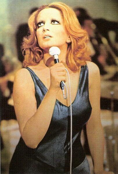 25.3.1940 - A Busto Arsizio nasce Mina, annoverata tra le più grandi cantanti italiane di tutti i tempi