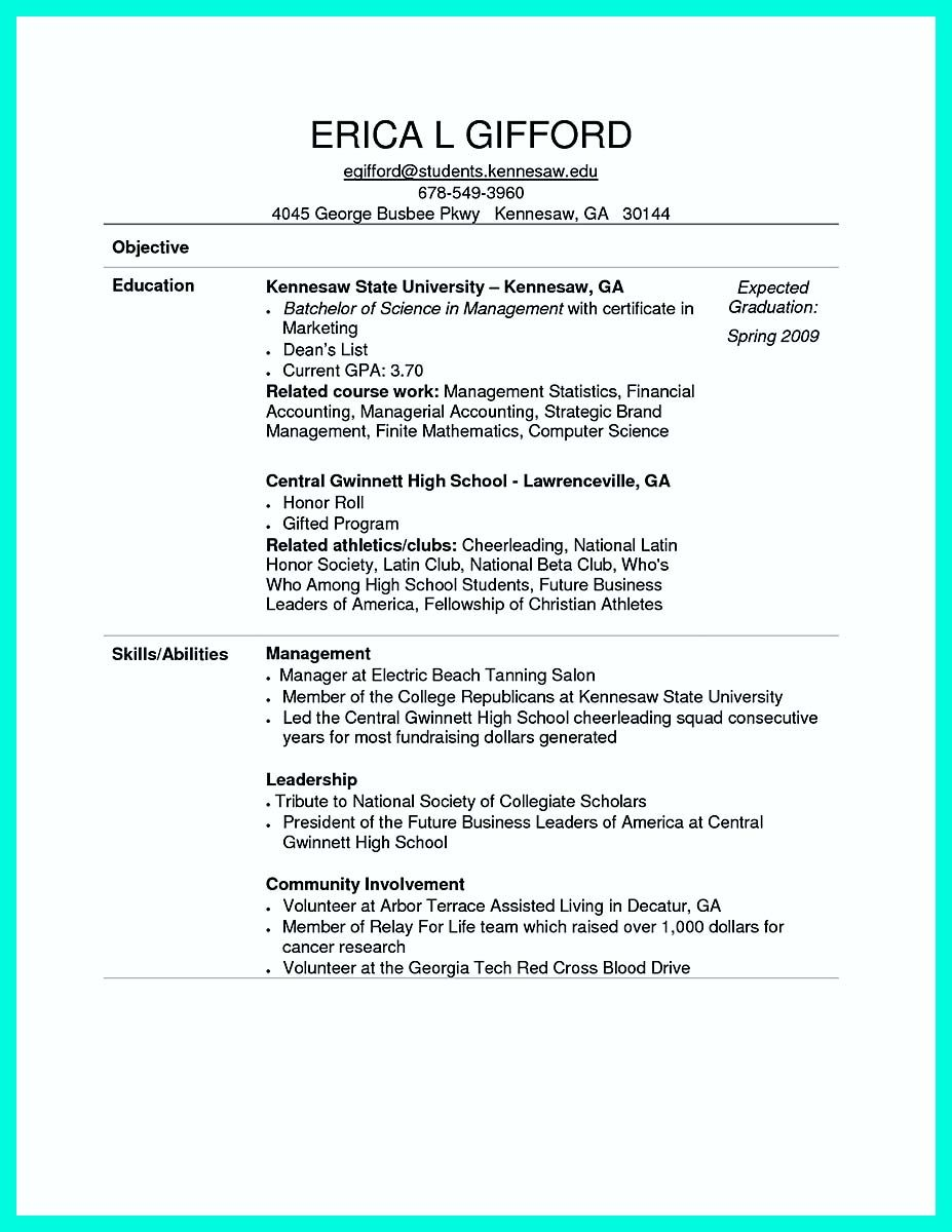 Nice The Best Computer Science Resume Sample Collection Check