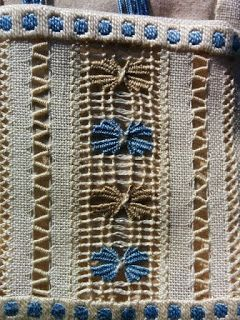 Need to try this woven work.