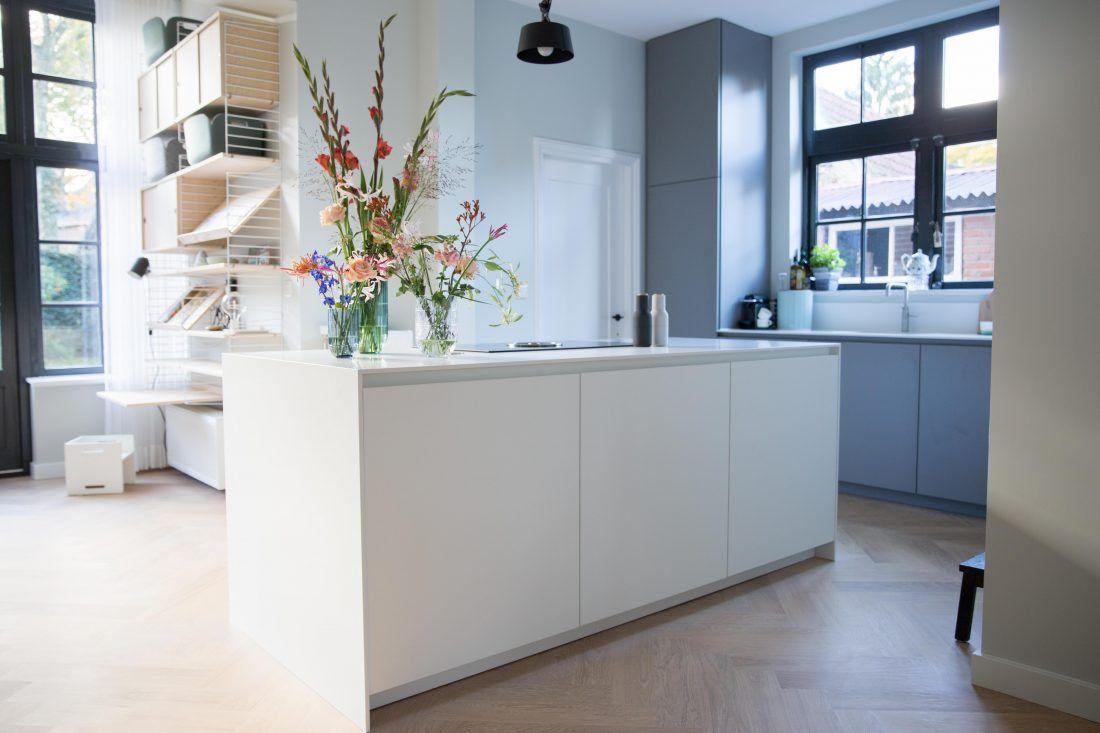 Femkeido Interior Design | Monumentaal Pand Apeldoorn | Kitchens ...