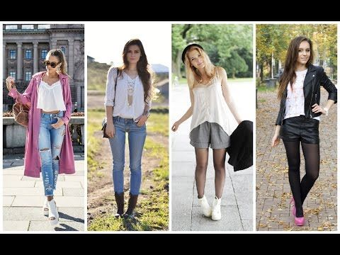 10ae2fb864 OUTFITS CASUALES 2017