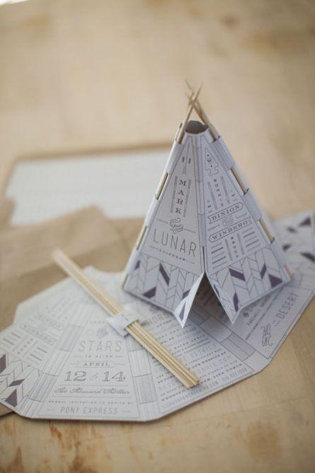 Print / Teepee_01 — Designspiration