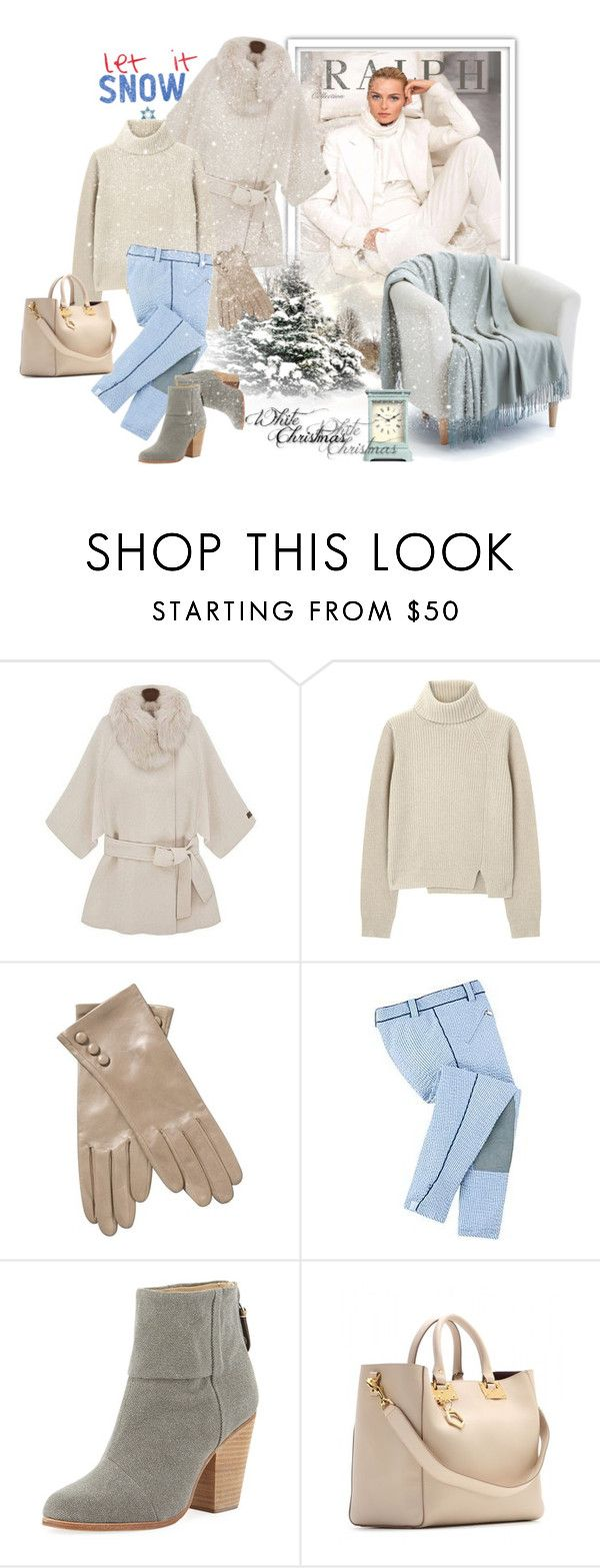 """""""Untitled #1329"""" by holidai ❤ liked on Polyvore featuring Ralph Lauren, Proenza Schouler, John Lewis, rag & bone, Epoque, Sophie Hulme, Newgate, women's clothing, women's fashion and women"""