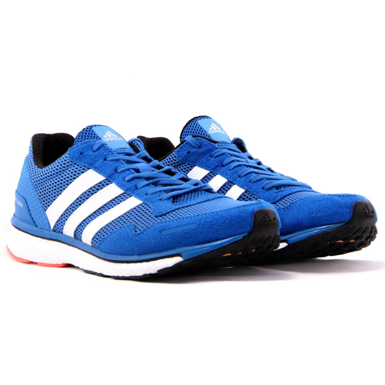 adidas adios boost 3 blue