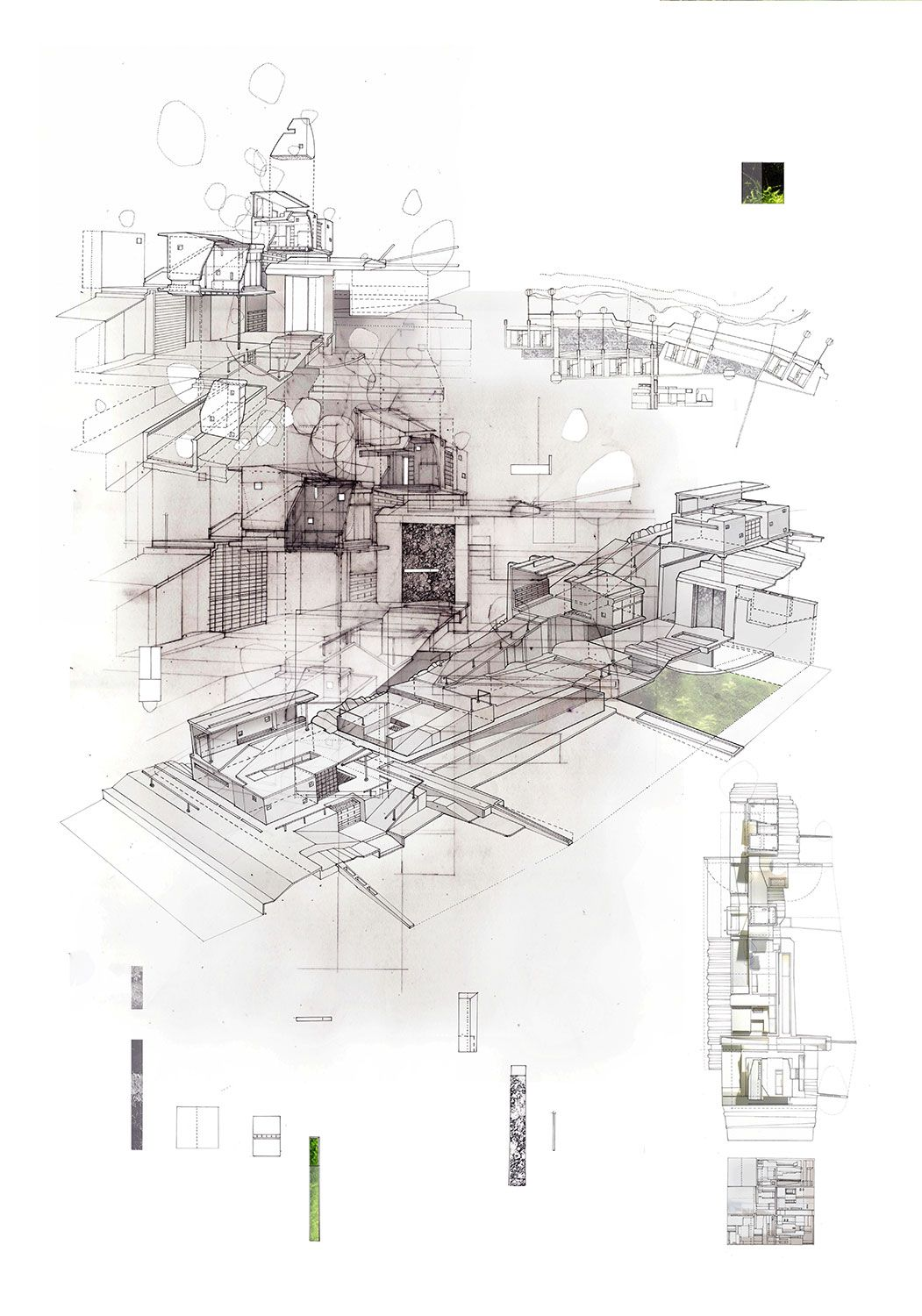 Drawings For A Vulnerable City By Charlotte Reynolds