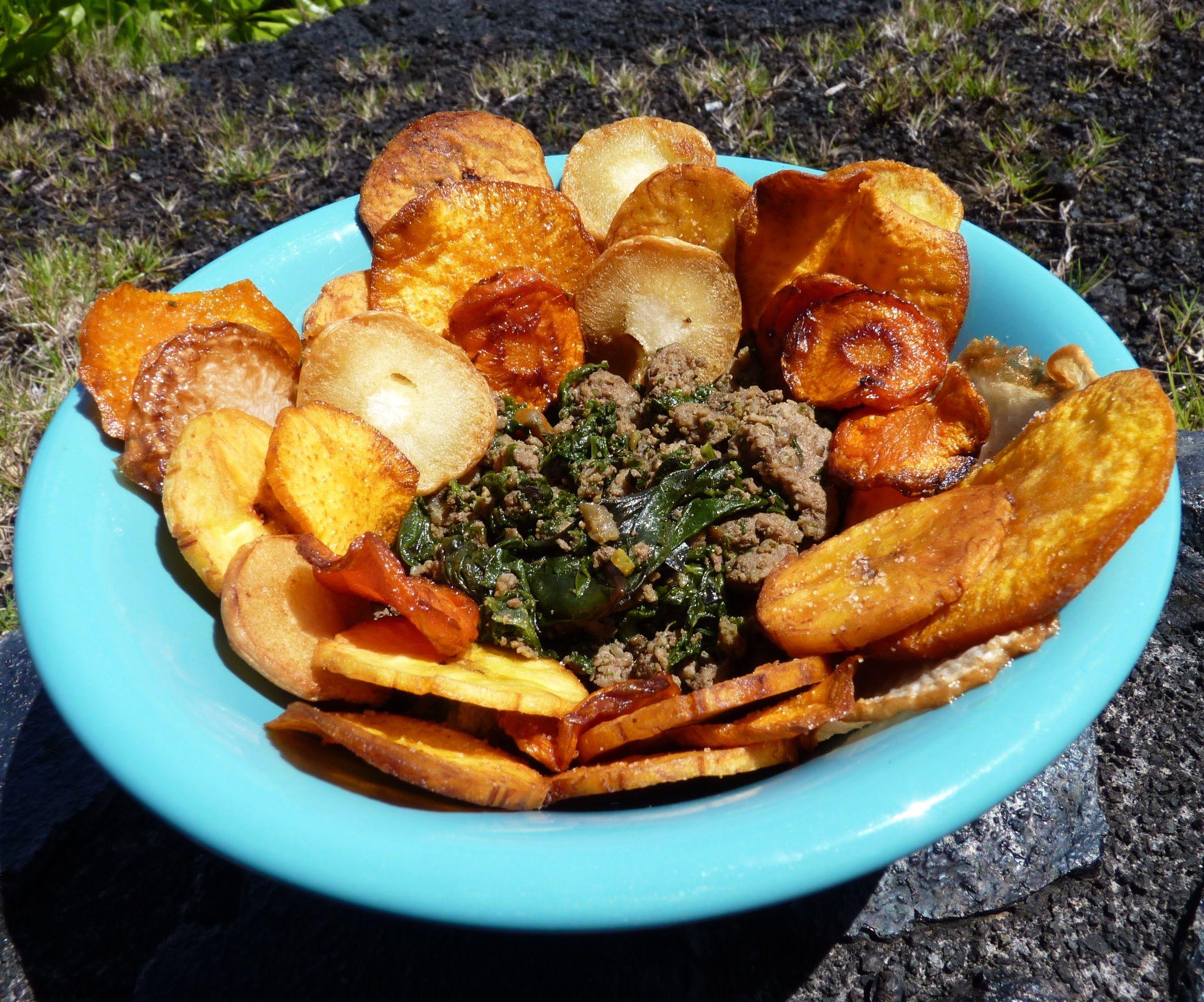 Aip crisps lowfodmap whole food recipes low fodmap