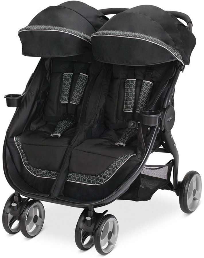 Graco Duo Jogging Stroller Graco Baby Fastaction Fold Duo Click Connect Stroller