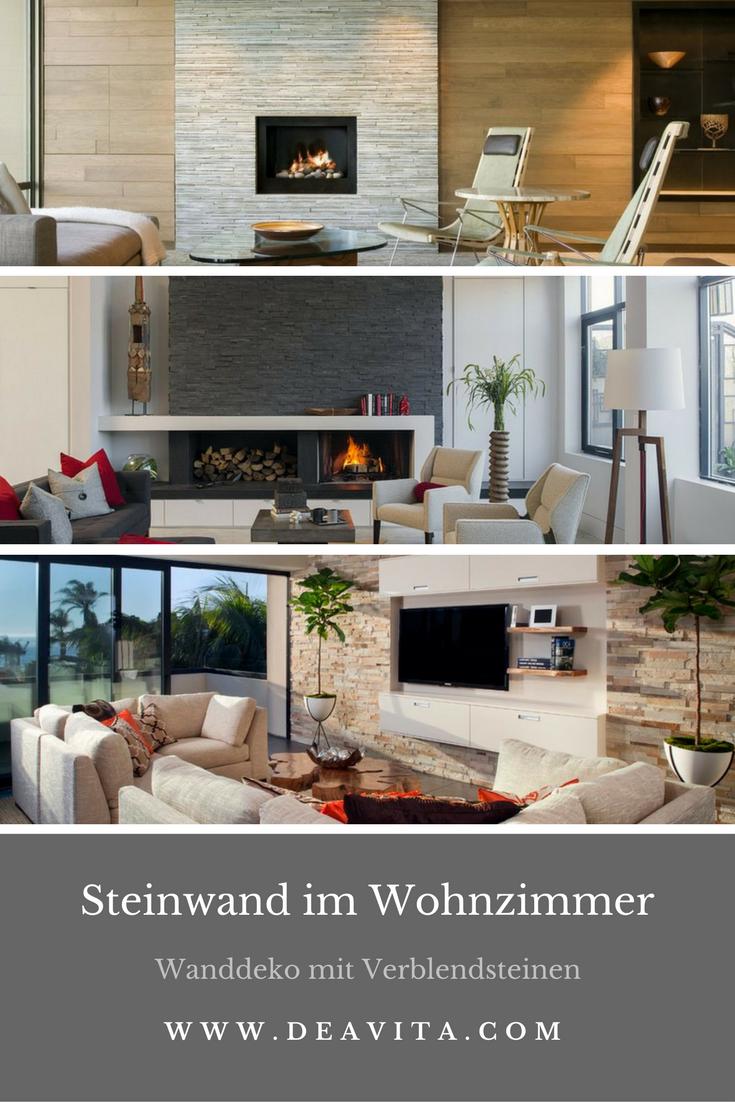 Die Anwendung Von Verblendsteinen Auf Innenwänden Ist Die Perfekte  Möglichkeit, Die Natur In Der Wohnung