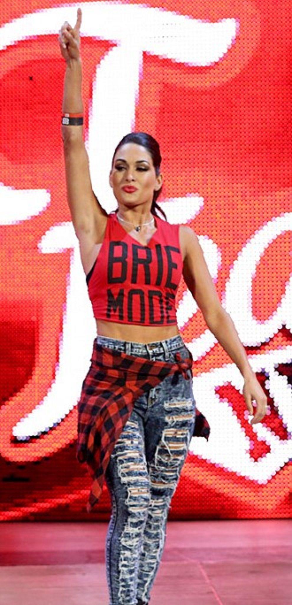 Brie MODE!