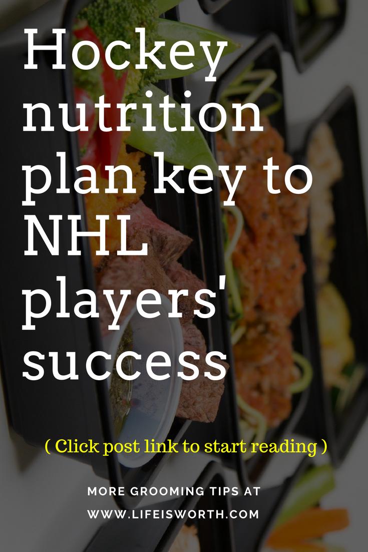 Hockey Hockey Nutrition Plan Key To Nhl Players Success Hockey Tips Hockey Coaching Tips Hockey Trainin Hockey Training Nutrition Plans Nhl Players