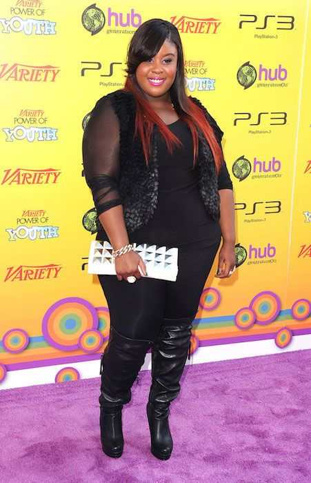 0f9345a2b7c Raven Goodwin arrives at Variety s 5th annual Power Of Youth event.