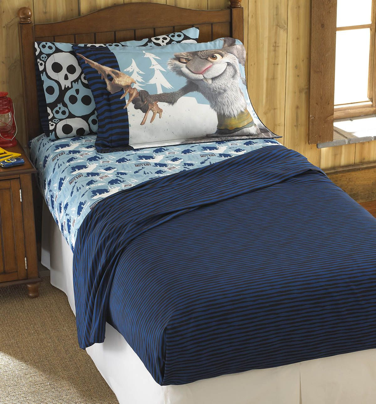 Ice Age Bed Sheets