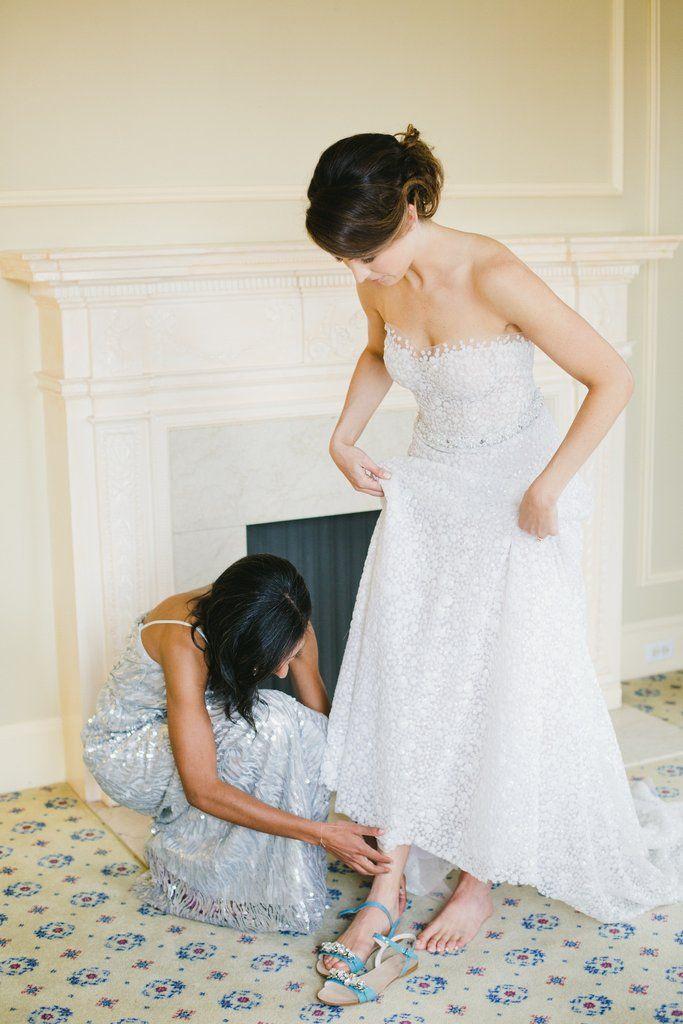 Mira Zwillinger 'Melina' - Mira Zwillinger - Nearly Newlywed Bridal Boutique - 1