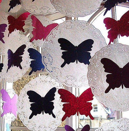 Curtain Ideas Curtain With Butterfly Ideas Butterfly Curtain