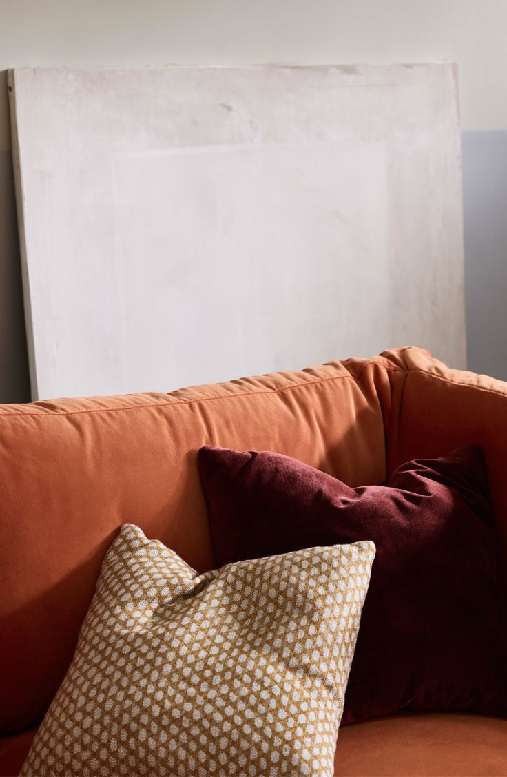 Love Your Home Angelina Sofa From 1 495 Wraparound Cushions