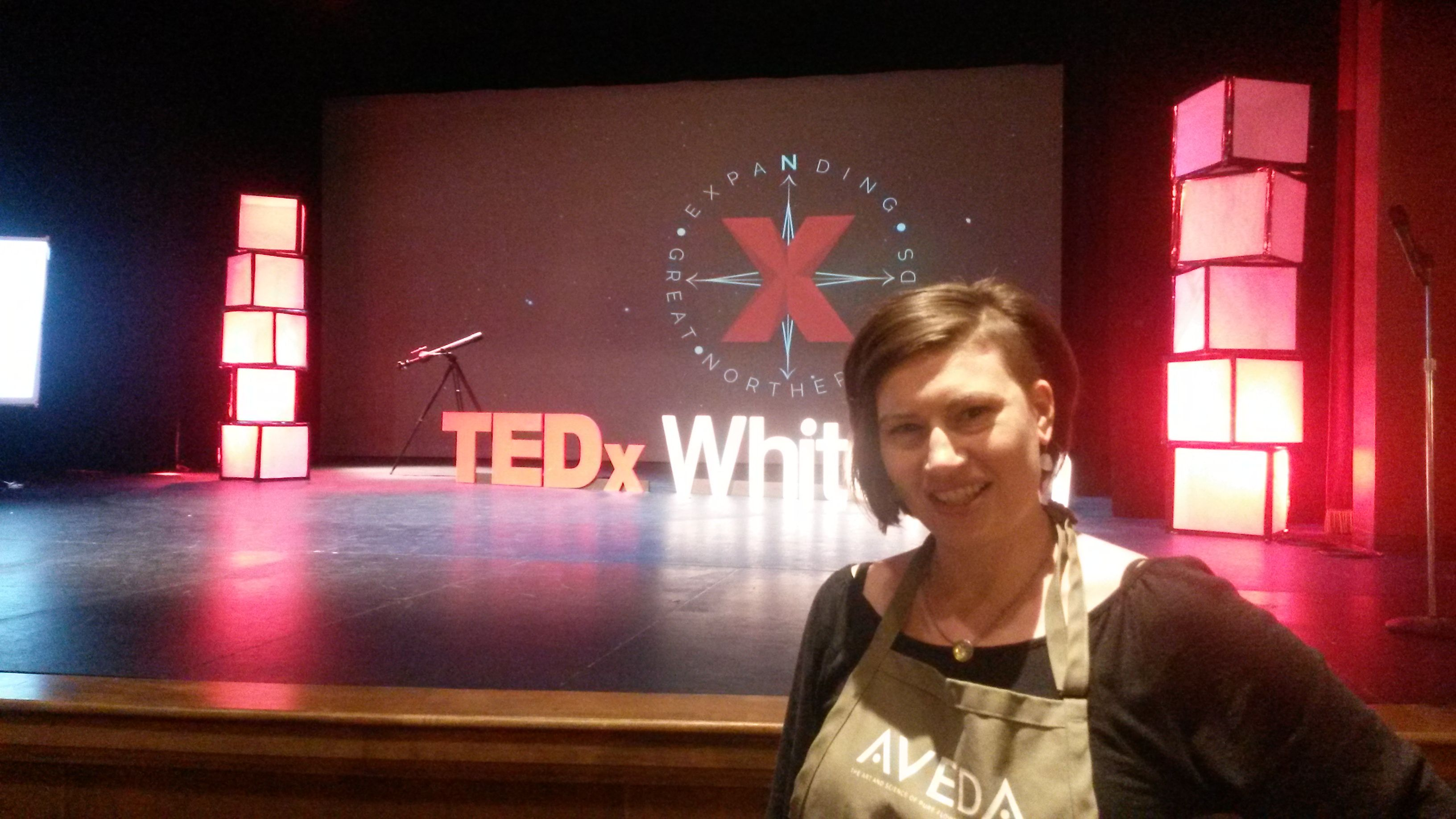 Angie does makeup for TedX!TEDx Whitefish happened on May 4th, 2015 at the Whitefish Performing Arts CenterWHAT IS TED? TEDX?TED is a nonprofit organization devoted to Ideas Worth Spreading and the acronym stands for Technology, Entertainment, and Design. #reeciasalonandspa #avedasalon