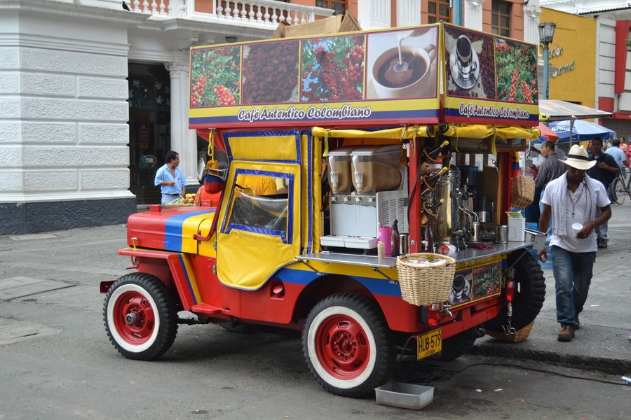 Colombian Coffee Jeep By Camilo Marino Via 500px Colombia