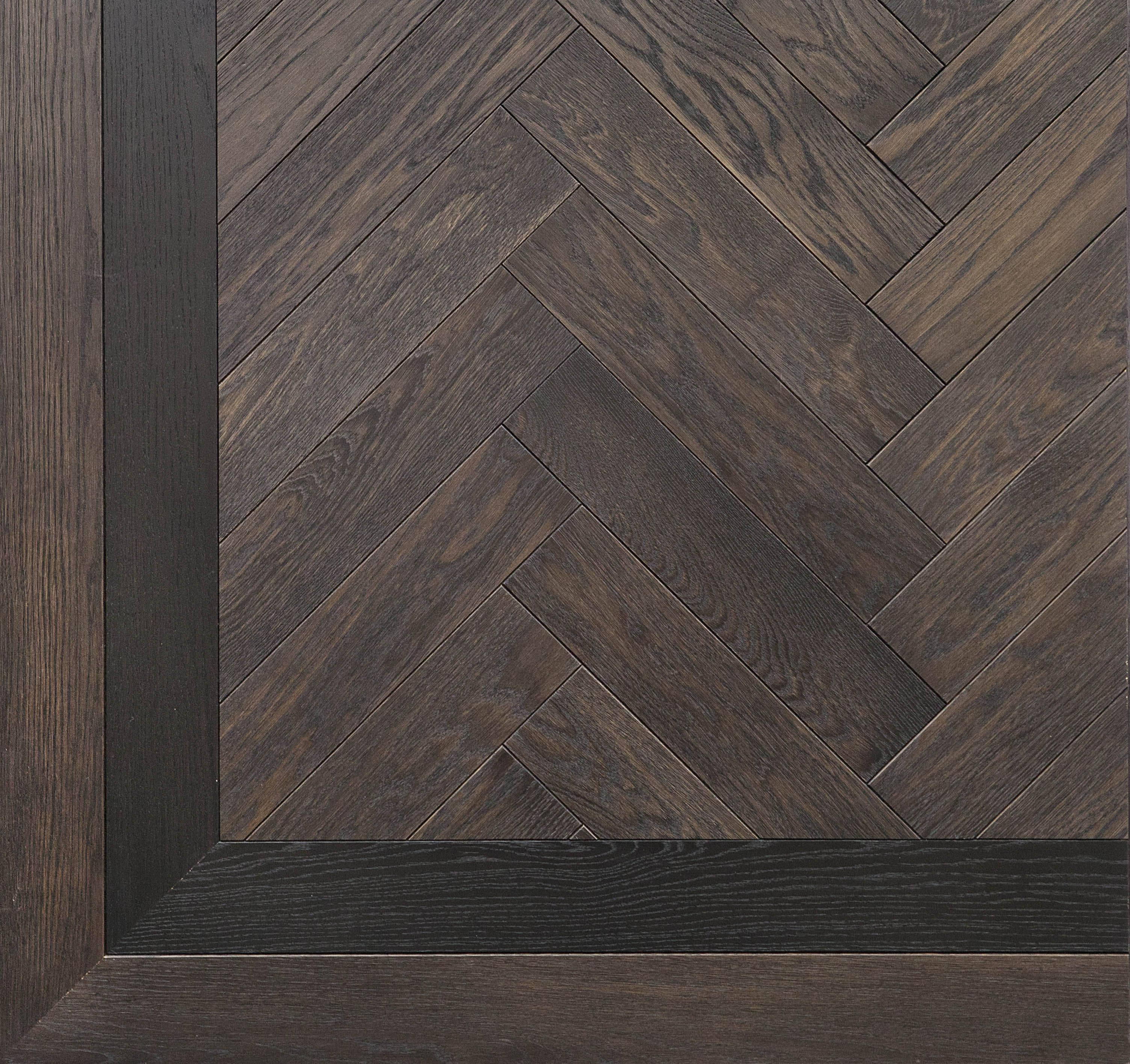 Wenge Oak Solid Wood Flooring oak and #wenge plank border flooring (with images) | podłoga