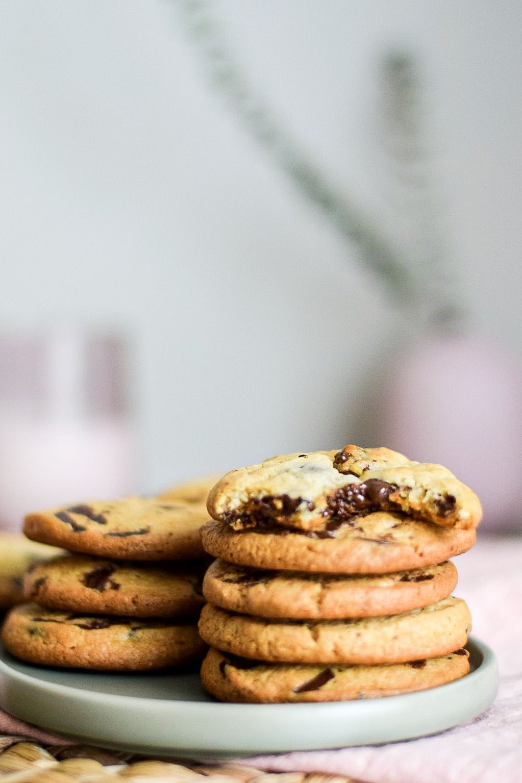 Miso Sesame Chocolate Chip Cookies Chocolate Chip Cookies Chip
