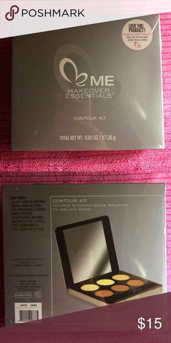 Contour Kit NWT Contour kit, Makeover essentials, Makeup