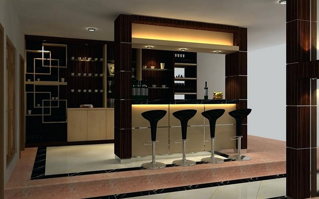 24 Top And Amazing Small Kitchen Bar Design Ideas For Small Space