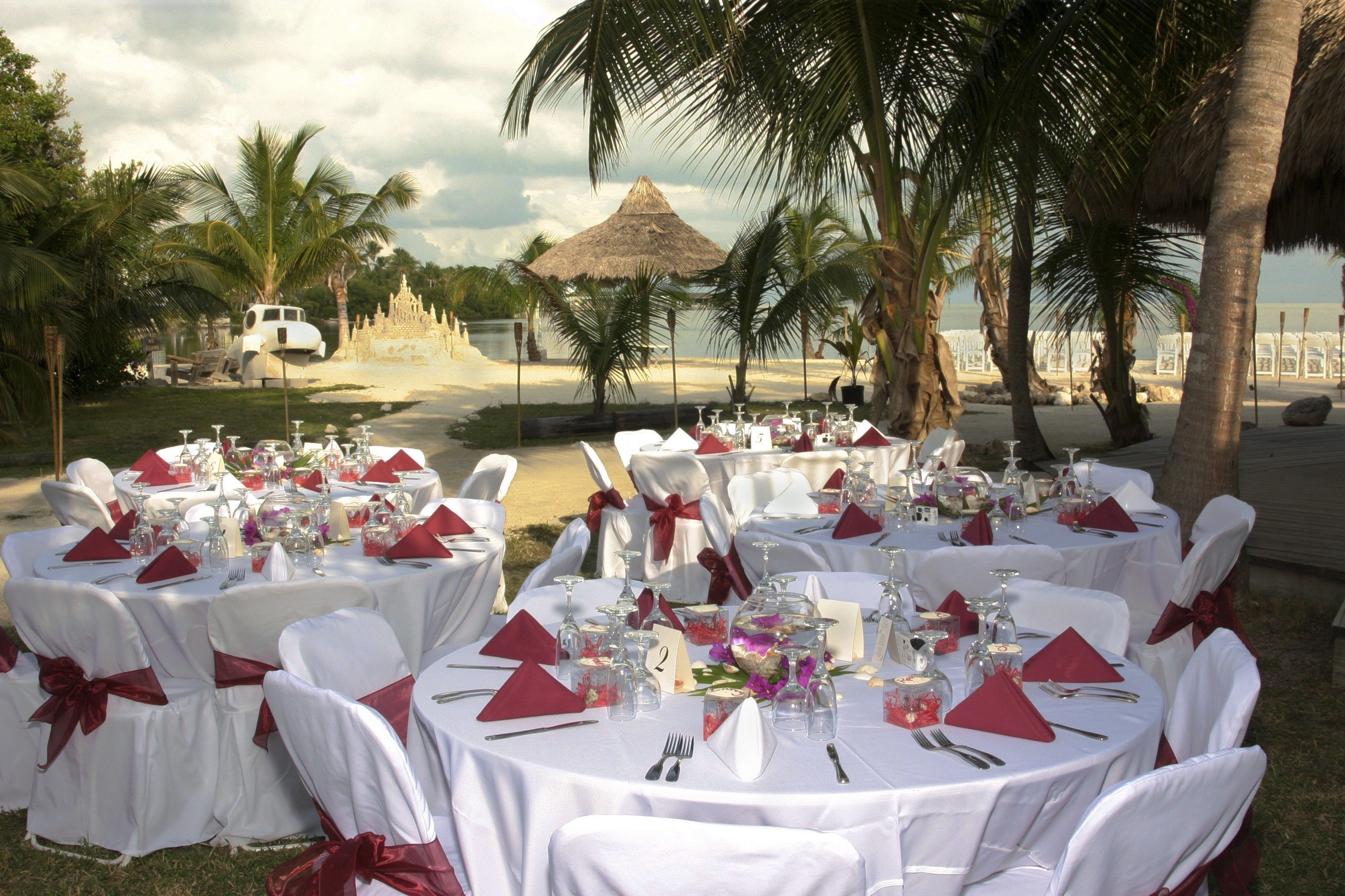 Wedding Receptions Beach Wedding Decorations Reception Wedding
