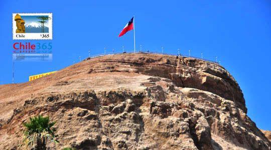 Atractivos turísticos de Arica: Morro de Arica. turisticos de la ciudad de Arica