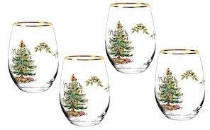 Stemless Wine Glasses (Set of 4    #Christmas #Christmastree #Christmaseve #Christmastime #Winter #Christmas #Christmasparty #Christmaslights #ad #Christmaspresent #Xmas #December #GivingIsAwesome #Cold #Santa #Snowing #Santaclause #Christmasday #MerryChristmas #Snowman #Family #Love #Feliznavidad #Holidays #Presents #Gifts #Warm #Celebrate #santaclause