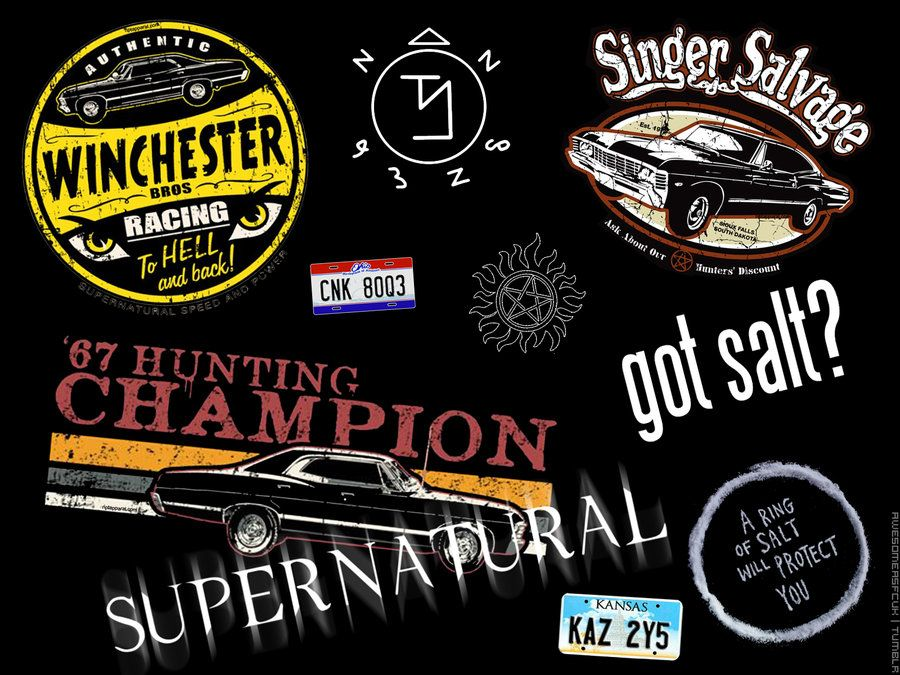 Awesome Supernatural Impala Wallpaper Images 900x675PX