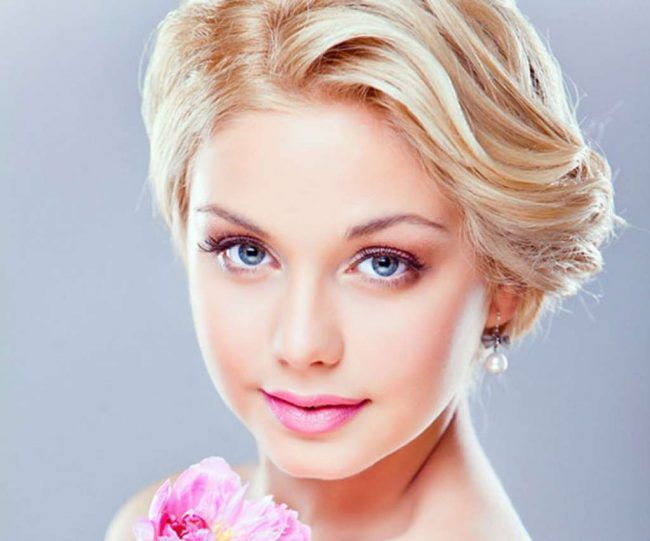 Best Hairstyle For Round Face Best Hairstyle For Round Face And Blue Eyes  #best #blue #eyes