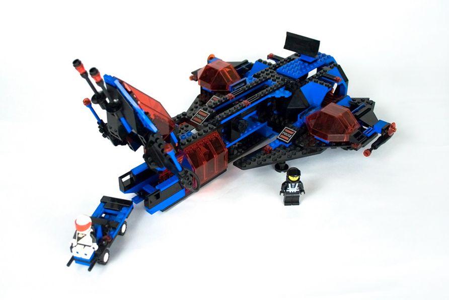Dan Rubin Lego Space Lego Lego Spaceship