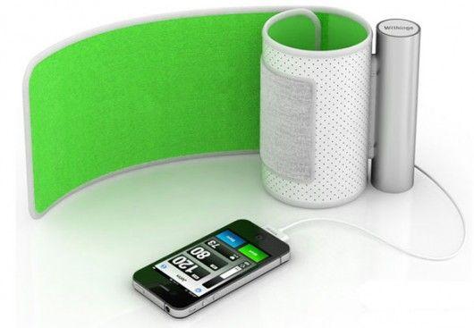 Tensiometro Smart Whithings per Iphone