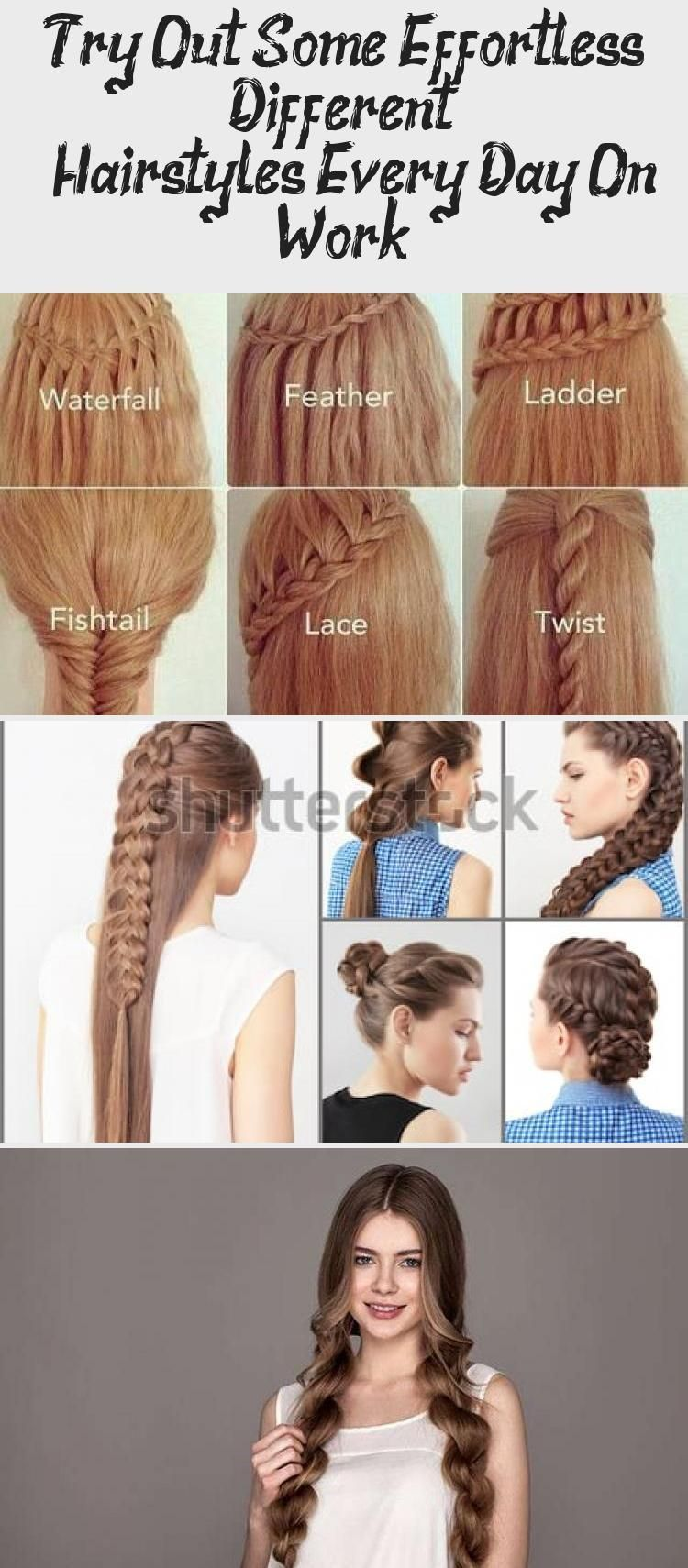 Pin On Everyday Hairstyles Ideas